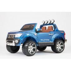 Детский электромобиль Ford Ranger, с резиновыми колёсами и пультом управления
