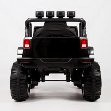 Детский электромобиль Jeep Т010МР 4x4, ПОЛНЫЙ ПРИВОД, с резиновыми колёсами и пультом управления