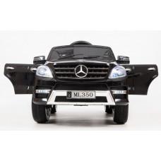 Детский электромобиль Mercedes-Benz ML350, с резиновыми колёсами и пультом управления