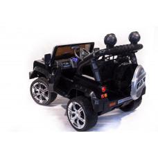 Детский электромобиль Mercedes-Benz DK-F008, с резиновыми колёсами и пультом управления