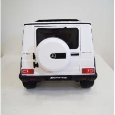 Детский электромобиль Mercedes-Benz G65 AMG Tuning, с резиновыми колёсами и пультом управления