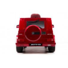 Детский электромобиль Mercedes-Benz G63 AMG Tuning, с резиновыми колёсами и пультом управления