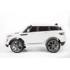 Детский электромобиль Land Rover Б333ОС, с резиновыми колёсами и пультом управления