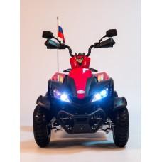 Детский электрический квадроцикл CROSS M111MP, с резиновыми колёсами и мощными моторами