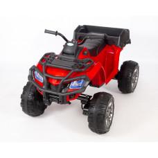 Детский электрический квадроцикл Grizzly Next 4x4, ПОЛНЫЙ ПРИВОД, резиновые колеса и пульт управления
