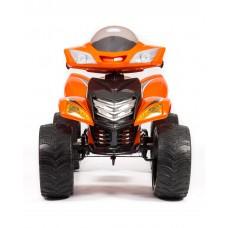 Детский электрический квадроцикл Quad Pro, с резиновыми колёсами и пультом управления