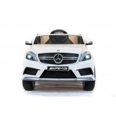 Детский электромобиль Mercedes-Benz A45, с резиновыми колёсами и пультом управления