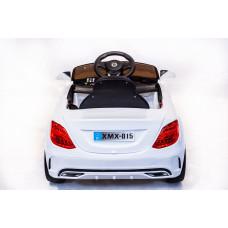 Детский электромобиль Mercedes Benz XMX-815, с резиновыми колёсами и пультом управления