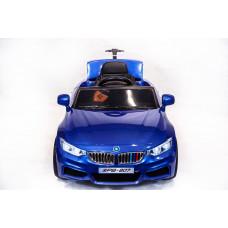 Детский электромобиль BMW PB-807, с резиновыми колёсами и пультом управления
