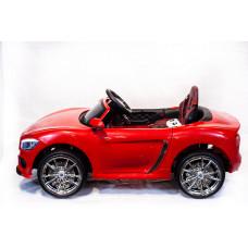 Детский электромобиль Mercedes-Benz HC-6588, с резиновыми колёсами и пультом управления