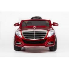 Детский электромобиль Mercedes-Benz S600, с резиновыми колёсами и пультом управления