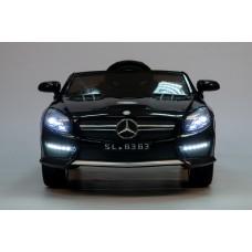 Детский электромобиль Mercedes-Benz SL63 AMG, с резиновыми колёсами и пультом управления